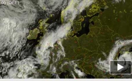 Cât de puternic va fi ciclonul care lovește România în weekend! Alertă