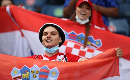 Croația - Cehia, 1-1 la EURO 2020. Ambele echipe păstrează șanse de calificare în optimi