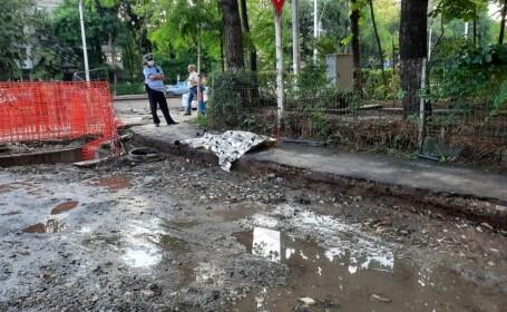 Un bărbat a murit după ce a căzut într-un canal descoperit, în municipiul Galați. Ce încerca să facă