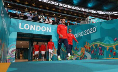 Anglia - Scoția, la EURO 2020. Meciul poate fi urmărit pe PRO TV și pe VOYO.RO