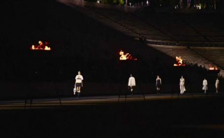 Dior a realizat o prezentare de modă pe stadionul din Atena. Ce colecție a fost dezvăluită