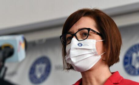Tulpina Delta va deveni dominantă și în România. Prognoza ministrului sănătății, Ioana Mihăilă