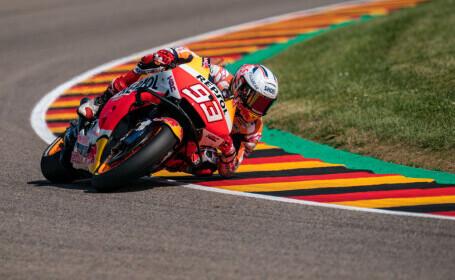 Marc Marquez a câştigat în Germania primul său MP de la sfârşitul lui 2019, la MotoGP