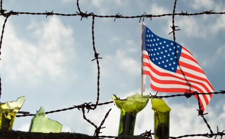 Granița cu SUA
