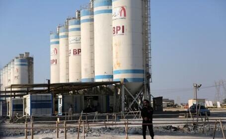 Centrala nucleară iraniană din Bushehr
