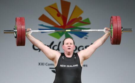 Primul sportiv transgender de la Jocurile Olimpice. Laurel Hubbard, selecţionată în lotul Noii Zeelande