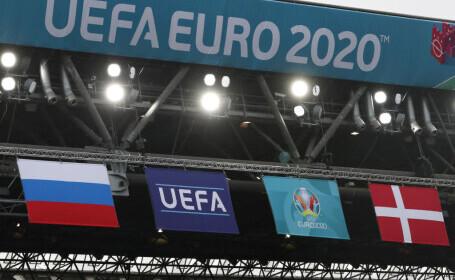 EURO 2020: Danemarca s-a calificat din Grupa B, după 4-1 cu Rusia. Pe cine va întâlni în optimi