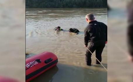 Autoritățile din județul Tulcea vor relua căutările pentru cele 2 surori dispărute luni. Unde au fost văzute ultima dată