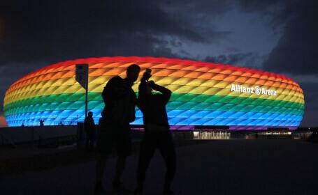 Ungaria critică decizia Germaniei de a ilumina în culorile LGBT stadionul pe care se vor înfrunta la EURO 2020