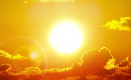 ANM a emis o serie de avertizări Cod galben şi Cod portocaliu de caniculă