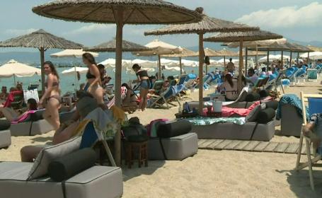 Val de căldură cumplită în Grecia. Se așteaptă temperaturi de 45 de grade Celsius