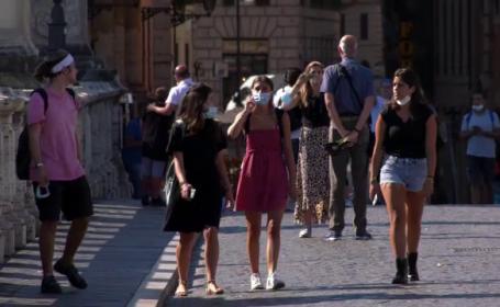 Italia renunță la mască în spații publice, dar Anglia și Portugalia sunt în alertă din cauza variantei Delta