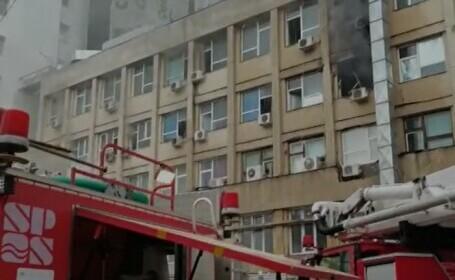 incendiu Iași