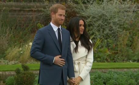 Viața tumultoasă a prințului Harry și a soției sale, prezentată într-un nou film. Când va fi lansat