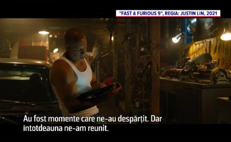 Fast and Furious 9 va fi lansat vineri. Primele opt filme au avut încasări de aproape 6 miliarde de dolari