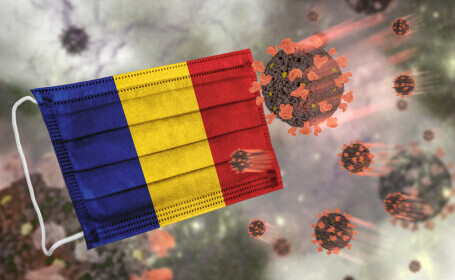 Coronavirus România, bilanț 24 iunie. 68 de cazuri noi de infectare