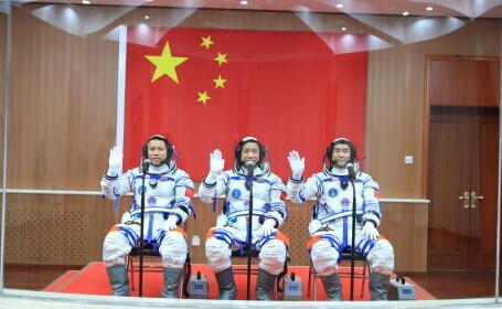 China vrea să trimită un echipaj uman pe Marte în 2033 și va instala o bază locuită permanent