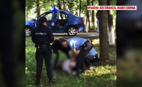 Jandarmerita din Vatra Dornei care a omorat un barbat nevinovat cu sprayul lacrimogen, condamnata cu suspendare