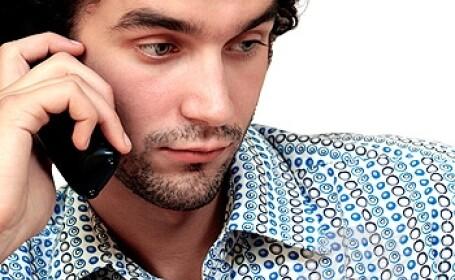 vorbind la telefon