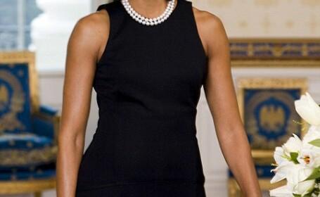 Michelle Obama, in vizita secreta la Londra!