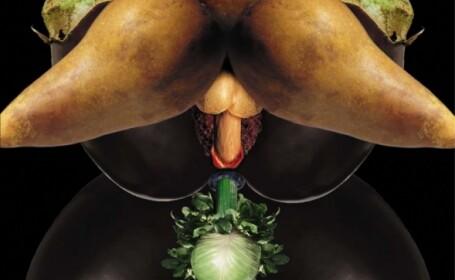 Sex cu fructe