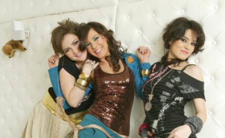 DJ-ite Oana, Cristina si Ana Maria