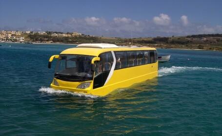 Vehicul pe apa