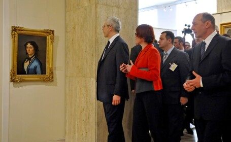 Traian Basescu si Boris Tadic