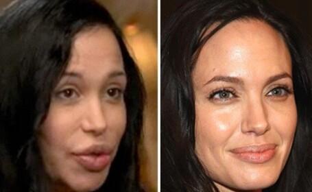 Nadya si Angelina