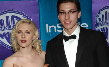 Scarlett si Hunter Johansson