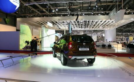 Dacia Duster a fost lansata in Romania