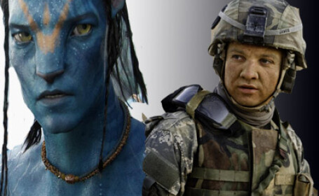 Avatar vs. Hurt Locker