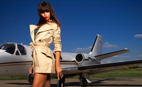 Sexy stewardesele