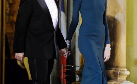Carla Bruni nu il intelege pe Sarkozy. Are nevoie de traducere