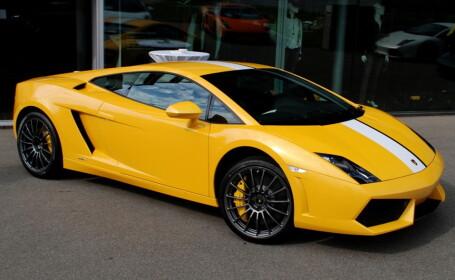 Noua bijuterie Lamborghini: Gallardo LP550-2 Valentino Balboni