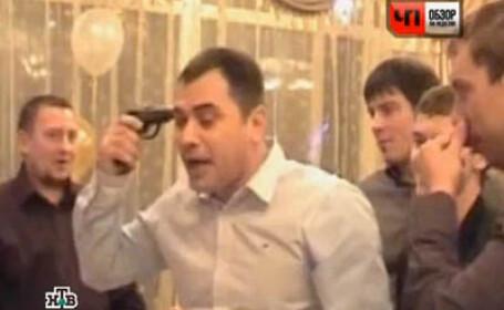 SOCANT! A jucat ruleta ruseasca la nunta si s-a ales cu un glont in cap