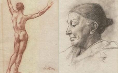 desene, Adolf Hitler