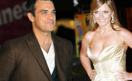 Geri Halliwell, Robbie Williams
