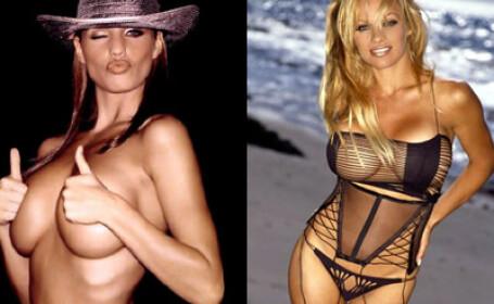 Pamela Anderson, Katie Price