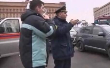 Oficial rus: Exploziile au ca scop destabilizarea situatiei din Rusia