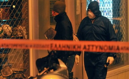 Atac terorist la Atena! Un adolescent decedat si doi grav raniti