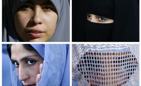 Femeia kamikaze - arma rebelilor islamisti impotriva Rusiei