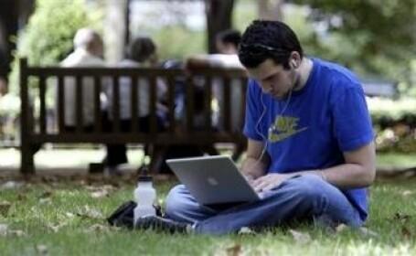 Ai Internet de mare viteza gratuit, aproape oriunde in Romania