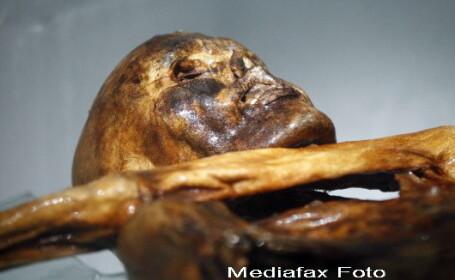 Descoperire remarcabila intr-o mumie de 5.000 de ani. \