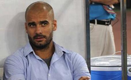 Alarma la Barcelona! Guardiola, internat de urgenta in spital