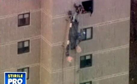Operatiune de salvare in New York