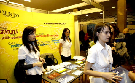 Targul International de Universitati, RUIF 2011