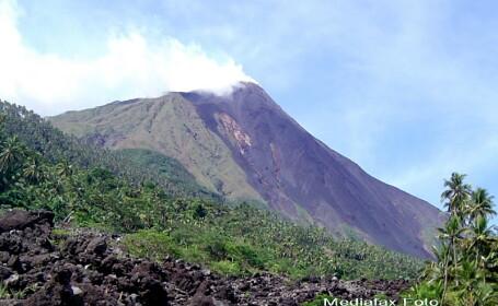Vulcanul Karangetang