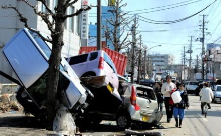 Imaginea dezastrului din Japonia - 1