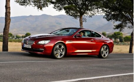 BMW dezvaluie noul model Seria 6 Coupe. VIDEO si GALERIE FOTO